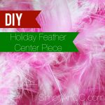 Holiday Feather | SimplyArtOC.com