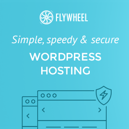 Flywheel Wordpress Hosting