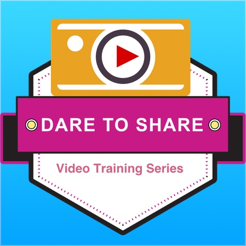 Dare to Share Shop
