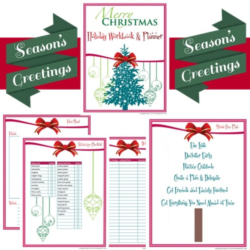 Holiday Planner Shop