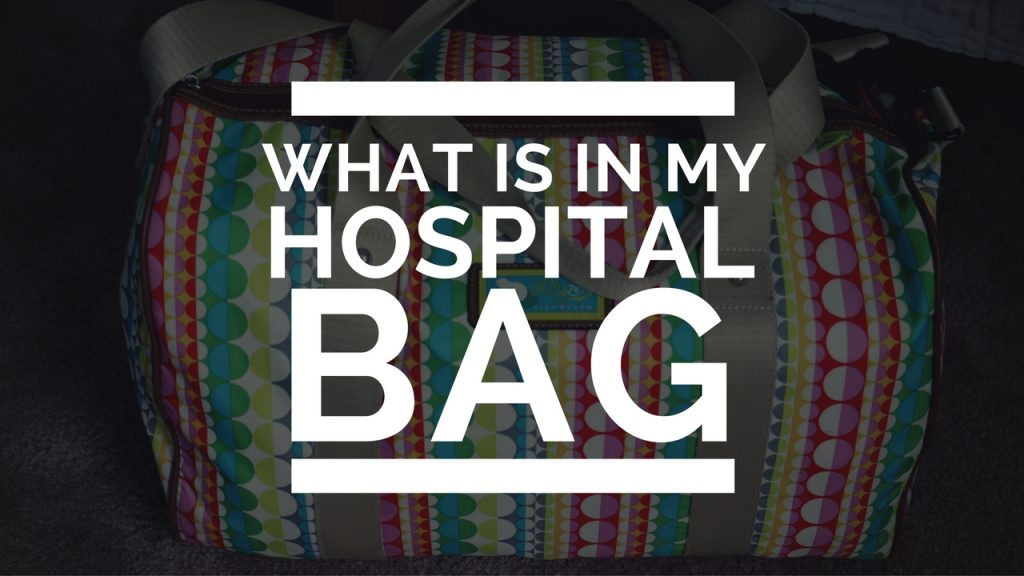 What's is in my hospital bag