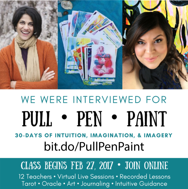 Pull Pen Paint Interview