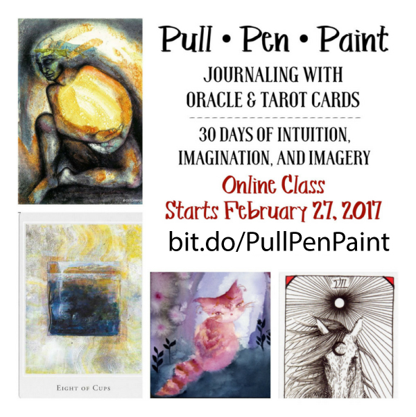 Pull Pen Paint Course